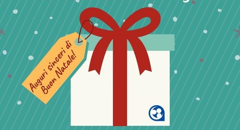 Per te la CHRISTMAS BOX del Consultorio La Famiglia